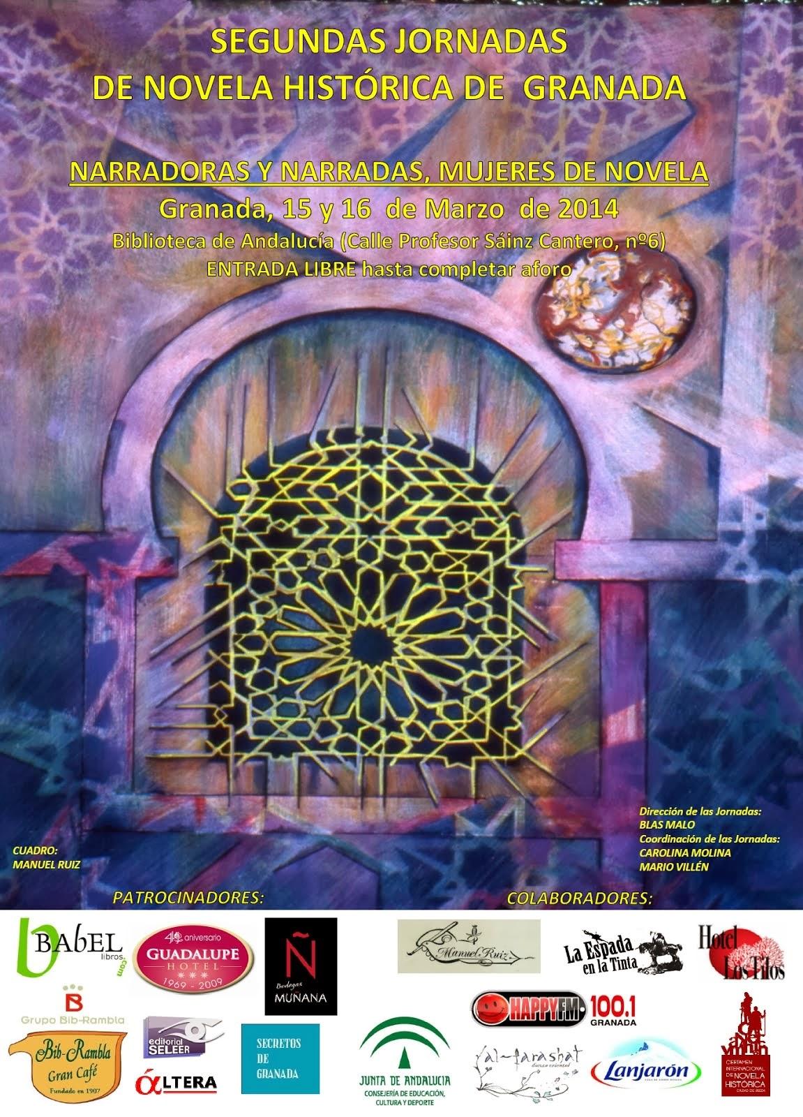 Jornadas de Novela Histórica de Granada