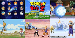 Dragon Ball Z:Ultimate Battle 7 PC Games
