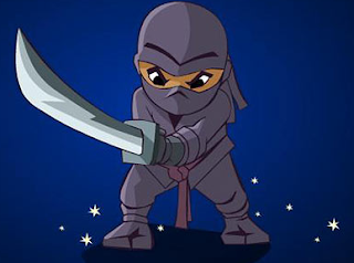 pedang ninja