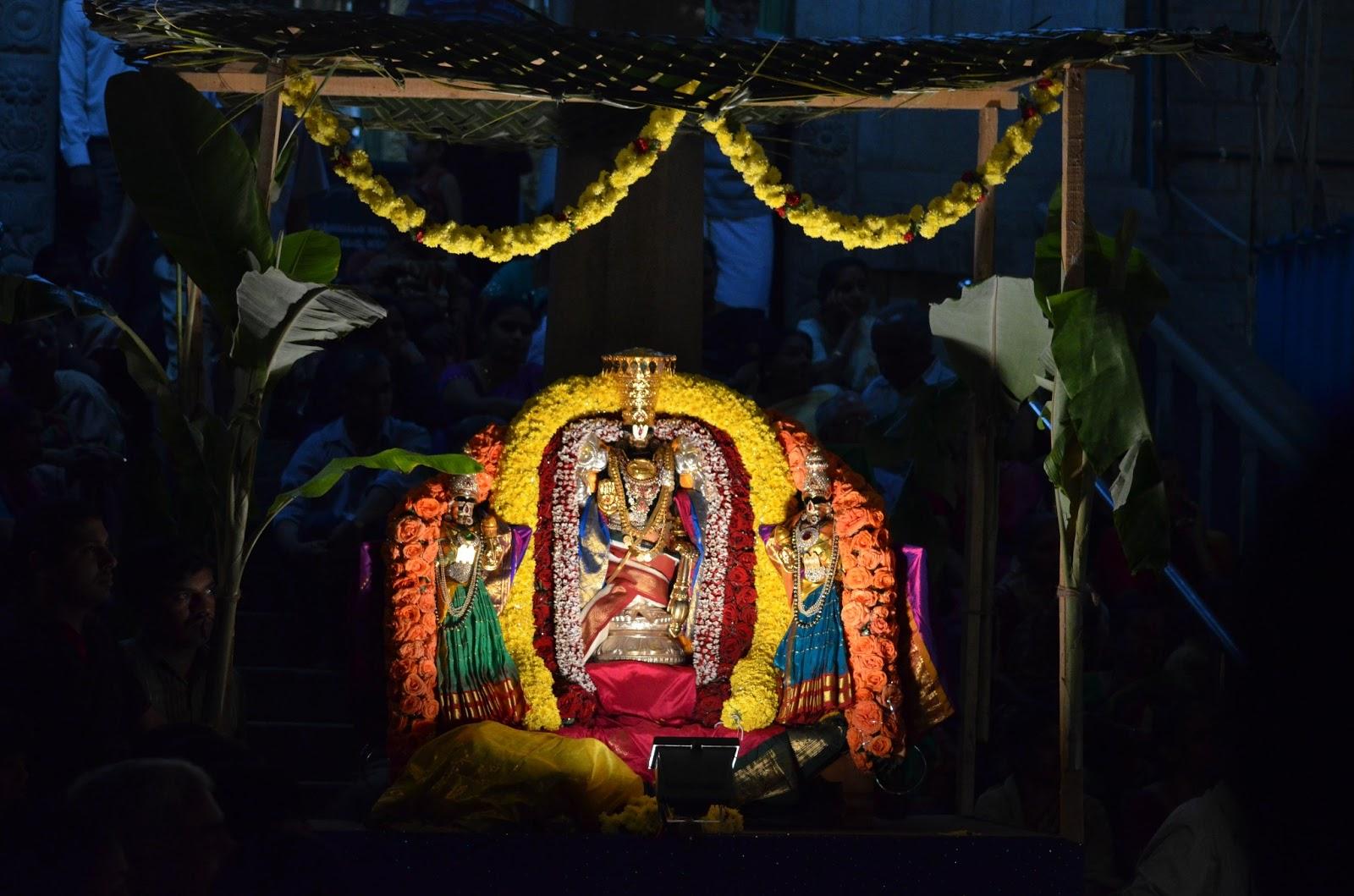Lakshmi Narasimha Swamy Temple - Utsava Murthy
