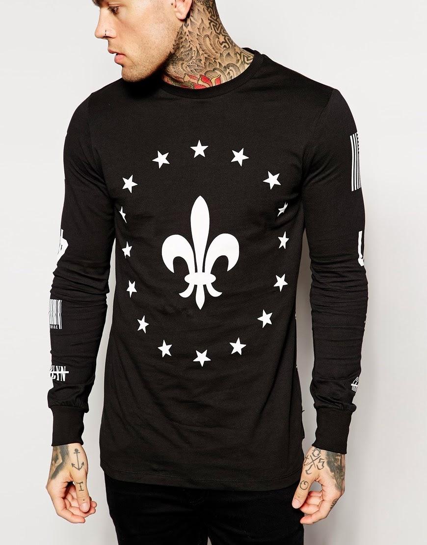 Super Macho Moda - Blog de Moda Masculina: Guia: As Camisetas Masculinas  EM73
