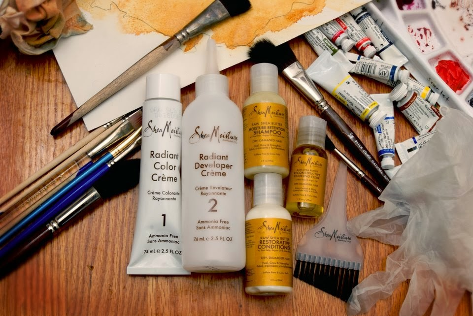 Acoustique Souls Life In The Making Product Review Shea Moisture