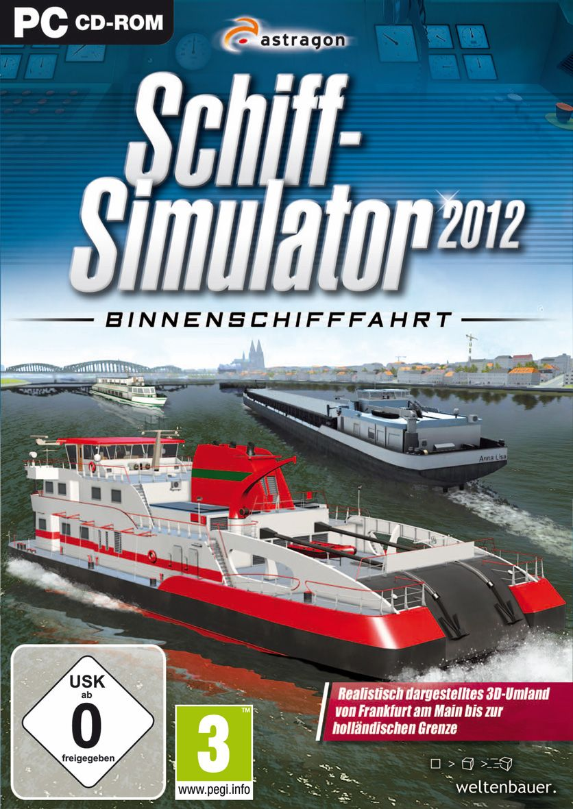 RIVER SIMULATOR 2012 System Requirements