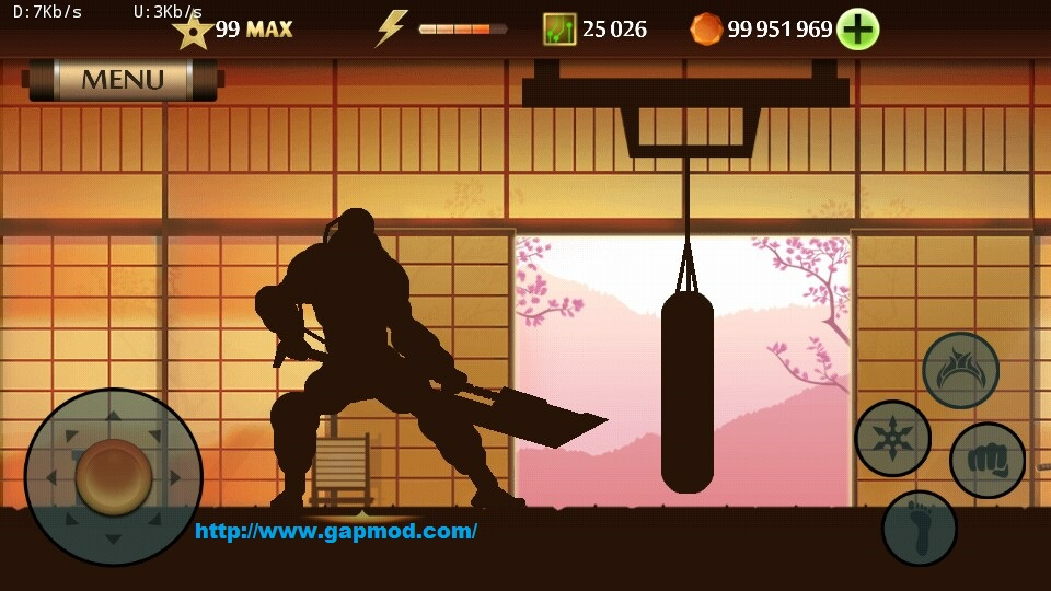 Image Result For Download Shadow Fight Apk Mod