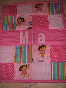 Dora quilt