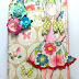 Ali Craft DT -  A Prima Mixed Media Doll tag.