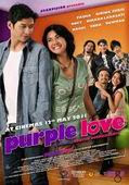 purple love by joyodrono