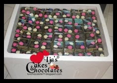 Door gift~Choc 3pcs