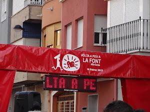 10ª Volta a peu a la Font d'en Carros