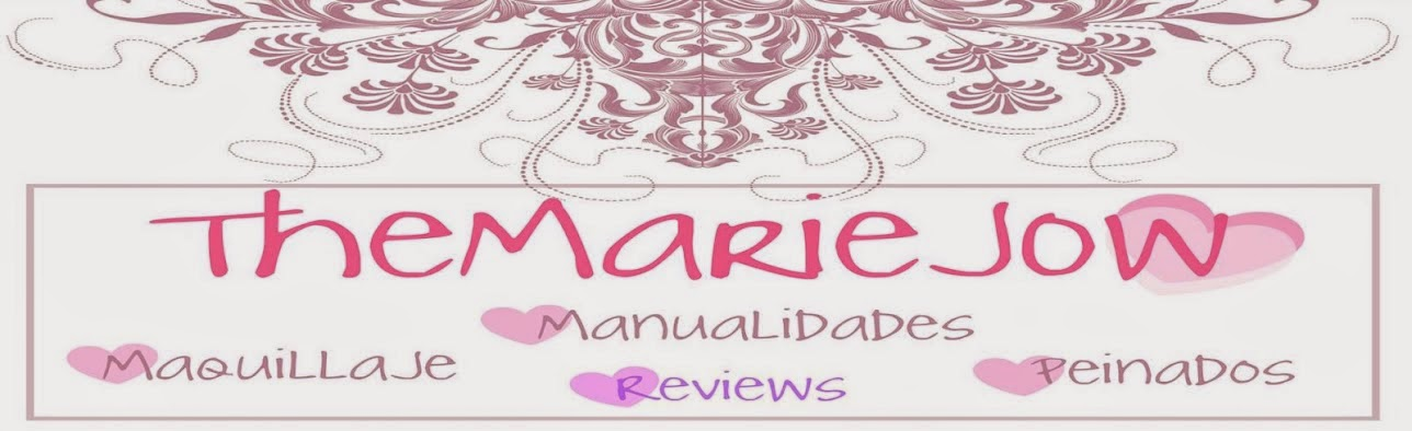 TheMariejOw: Beauty Tips,Reviews and more! *