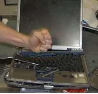 Come rompere un portatile