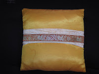 Tacky Orange Test Pillow