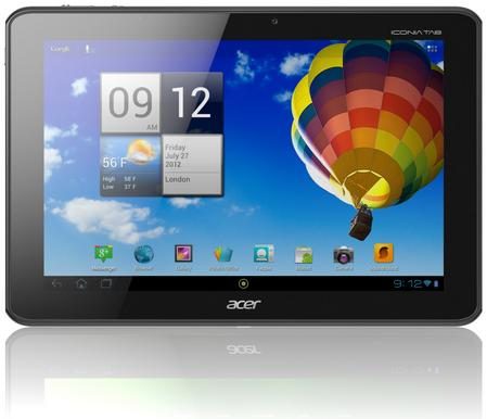 Acer Iconia Tab A510 - Full tablet specifications/SPECS