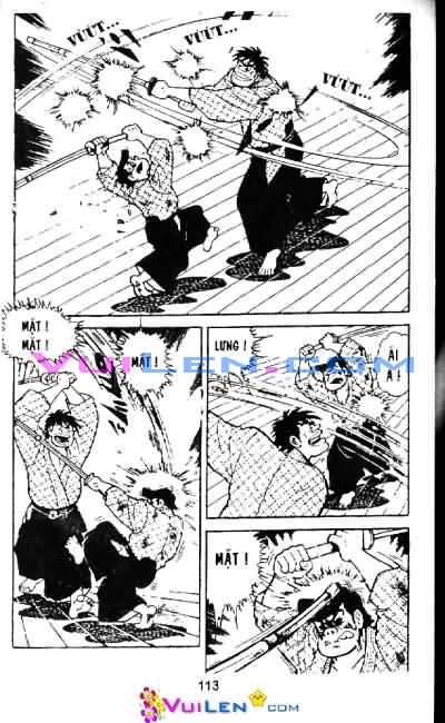 Siêu quậy Teppi chap 6 - Trang 114