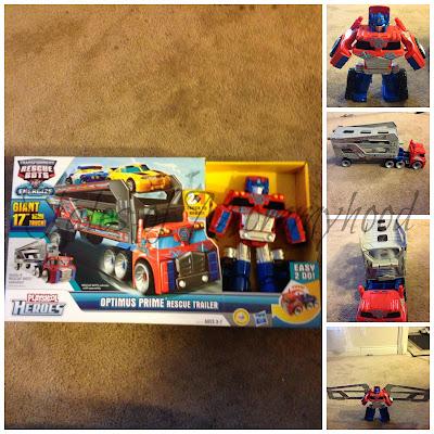 Hasbro Rescue Bots Toys