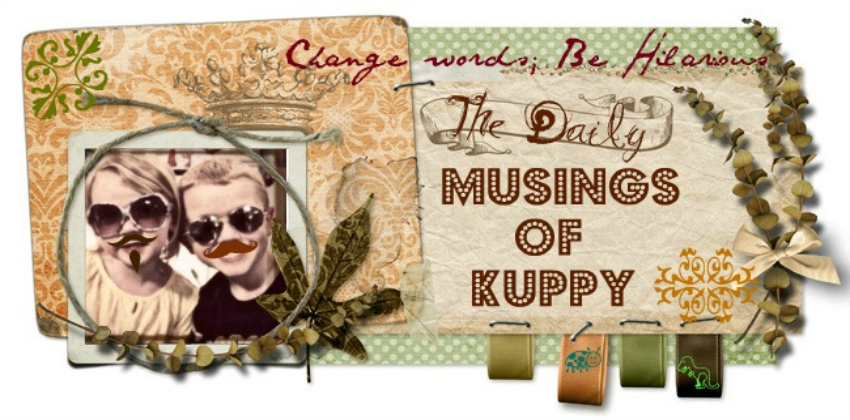 The Daily Musings Of Kuppy