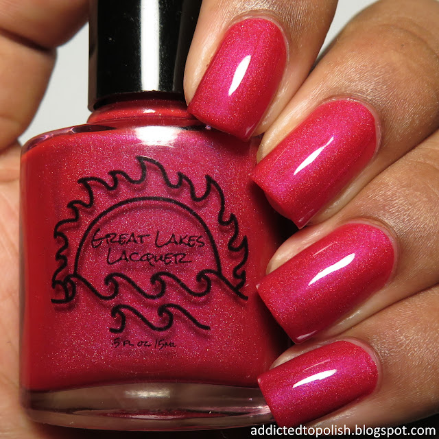 great lakes lacquer the soul sister