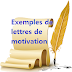 تحميل نماذج رسالة تحفيزية باللغة الفرنسية