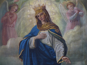 DECEMBER 8 -  SOLEMNITY OF THE IMMACULATE CONCEPTION - THE HOUR OF GRACE - Roża Mistika