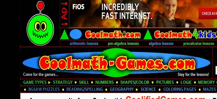 Cool Math Games