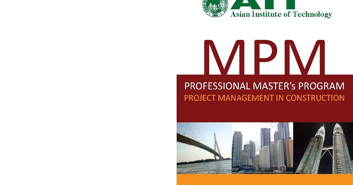 Professional Project Management Education: Open for Application 2014 ...