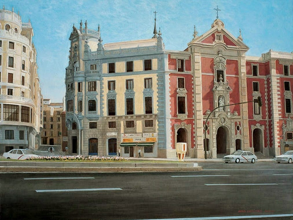 pinturas-realistas-de-paisajes-de-españa