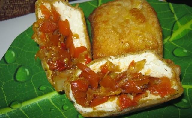 Gehu Pedas Makanan Unik Khas Kota Bandung