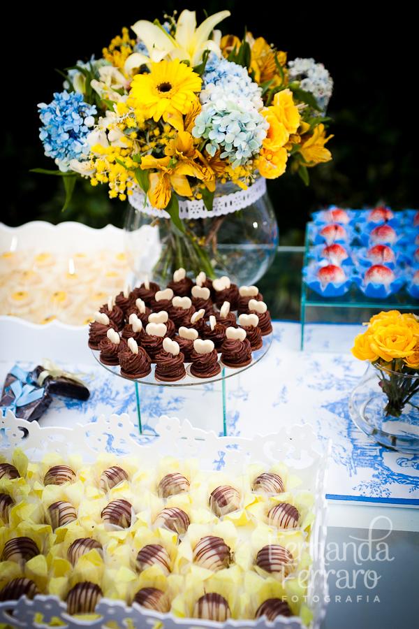 decoracao de casamento azul e amarelo simples : decoracao de casamento azul e amarelo simples:Lá vem a Noiva: Amarelo e azul – dupla moderna e romantica