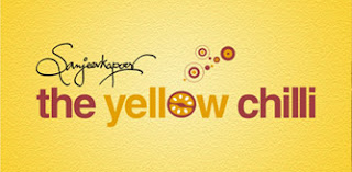 Yellow Chilli restaurant of Sanjeev Kapoor logo