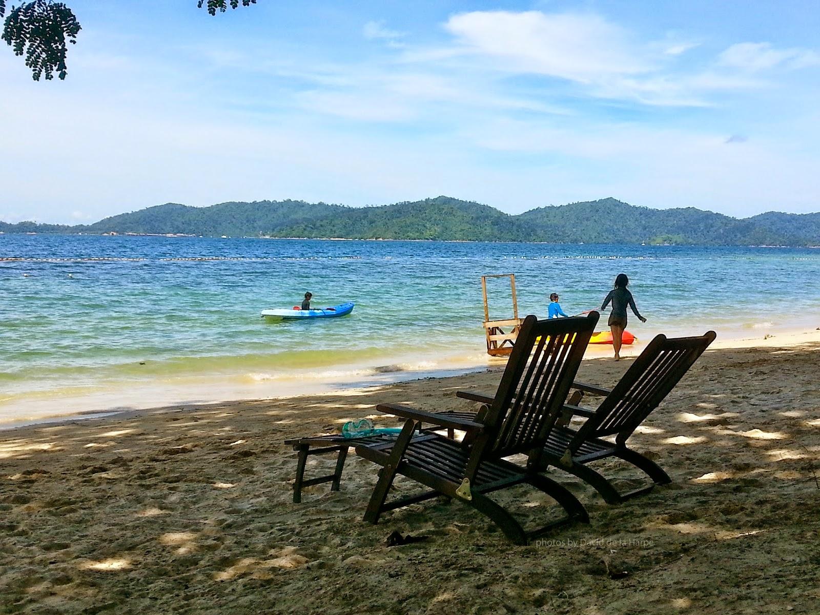Mari Mari Sepanggar Island Tour