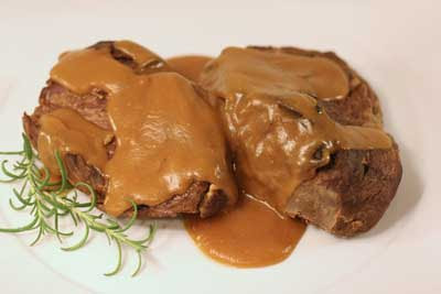 sauerbraten and rosemary