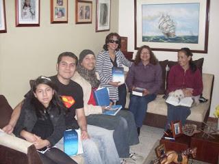 Lectores del Libro de Urantia en Bogota-Suba