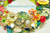 Brooch Wreath Tutorial