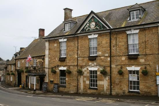 Ilchester Arms Hotel Abbotsbury