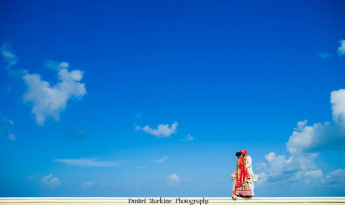 hindu and sikh cancun mexico destination weddings