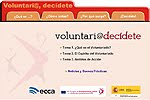 Voluntari@, decídete
