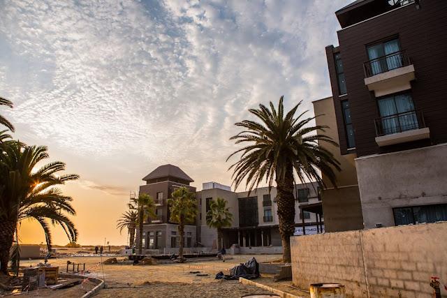 Strand Hotel Swakopmund Namibia