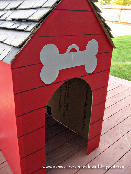 How Do You Make A Cardboard Dog House