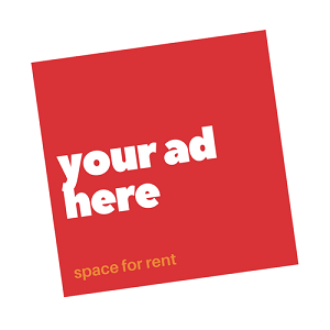 Advertisement Space For Rent