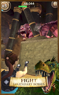lara croft relic
