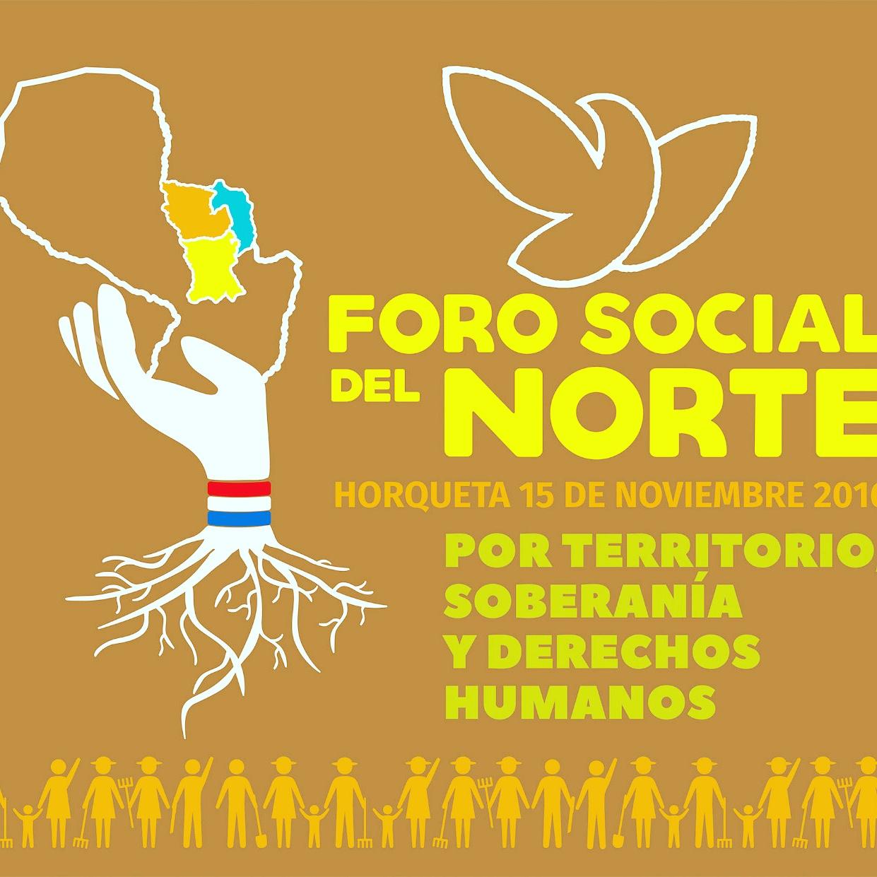 FORO SOCIAL DEL NORTE