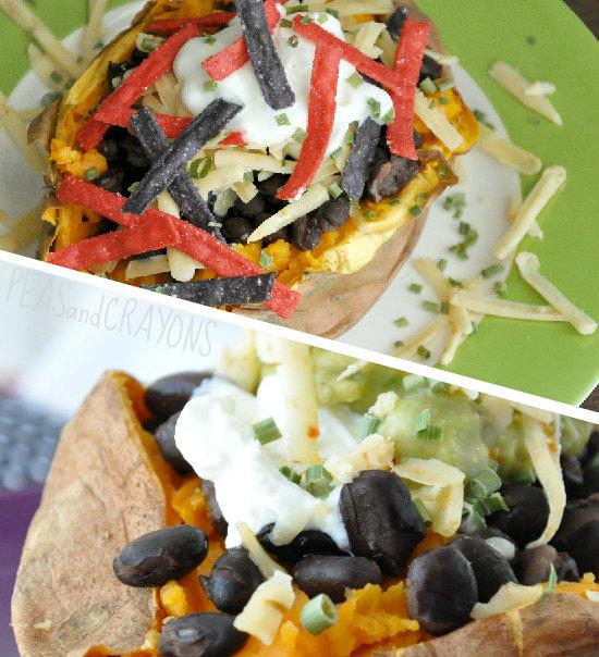 spicy mexican sweet potato recipe