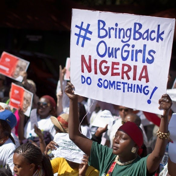 bring back Nigeria's lost girls