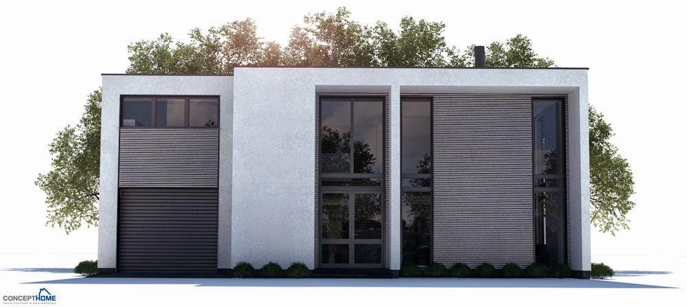 Australian house plans modern australian house plan ch254 for Modern australian house plans