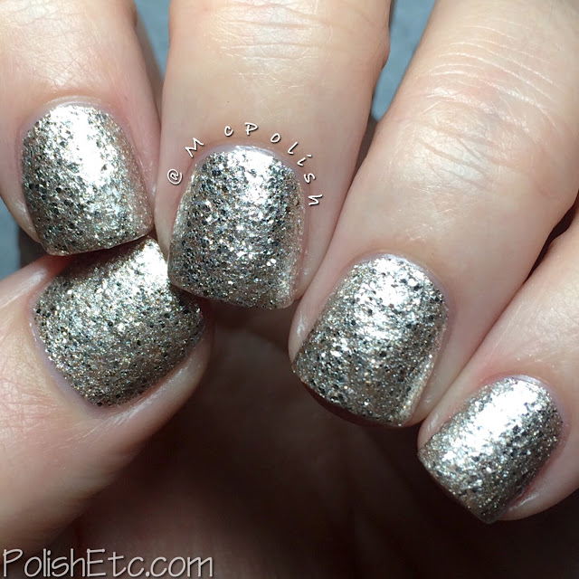 Serendipity Nail Polish - Coastal Christmas Collection - McPolish - Starfish Tree Topper