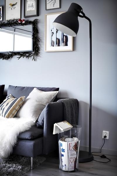 Decoraci n f cil lamparas de ikea para estilo nordico retro - Lamparas para salon ikea ...