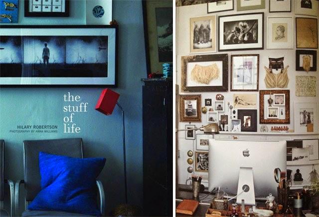 The stuff of life - Hilary Robertson