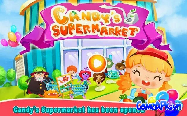 Candy's Supermarket v1.0 hack full cho Android