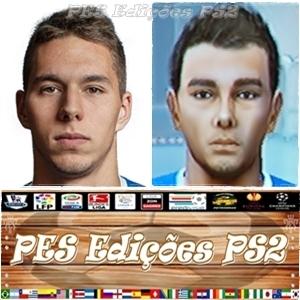 Marko Pjaca (Dinamo Zagreb) e Croácia PES PS2