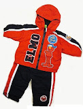 Elmo Jacket, 12M, RM48